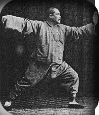 Yang Chen Fu - Single Whip